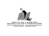 Let's Go! Innovación Empresarial Logo Nicolás Larburu