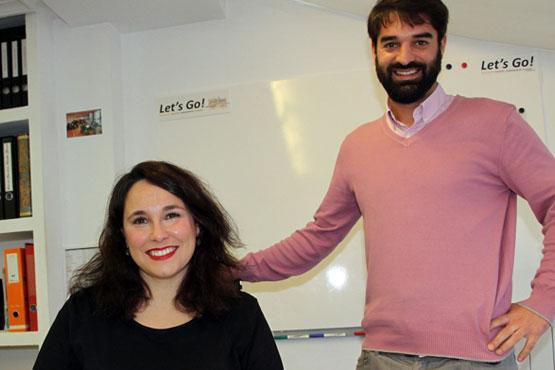 Let's Go! Innovación Empresarial Cayetana Arri y Egoi Azkarraga