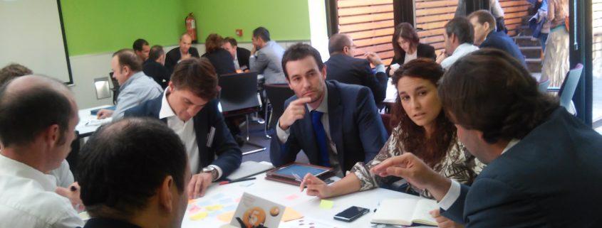 Compartiendo proyectos innovadores en Innobasque Exchange