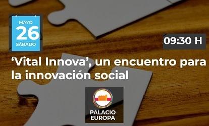 Cartel del evento Vital Innova